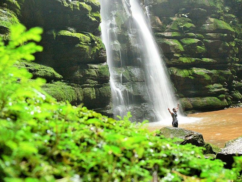 Cachoeiras perto de Curitiba