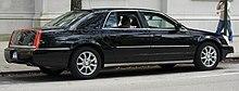 Cadillac DTS - Wikipedia, the free encyclopedia