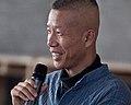 CaiGuoQiangSpeakingOct10.jpg