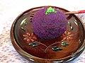 Cake at Shanti Yoga Vegan Cafe, Hiroshima (38227650964).jpg