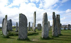 Lewis - The Callanish Stones