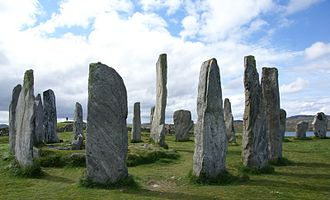 Outer Hebrides - The Callanish Stones