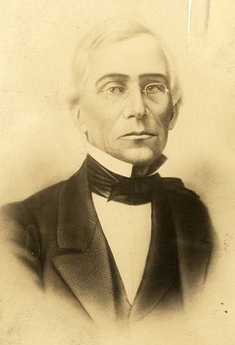 Wabash College - Caleb Mills, founder and first faculty member of the College