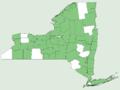 Calystegia sepium ssp sepium NY-dist-map.png
