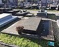 Cambrai - Cimetière de la Porte Notre-Dame, sépulture remarquable n° 54, Louise Glinel, donatrice-bienfaitrice (01).JPG