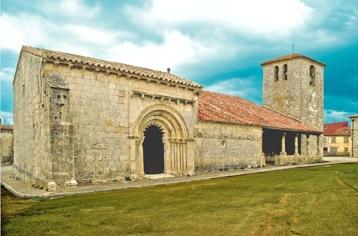 Resultado de imagen de Iglesia románica de San Bartolomé Campisábalos