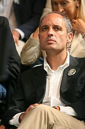 Francisco Camps, en 2009.