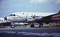 Canadair C-54GM North Star Mk1 17515 Royal Canadian Air Force, Ottawa - Rockcliffe, August 1987. (5535751484).jpg