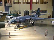 Canberra B-109 Museo Moron