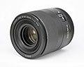 Canon EF-M 32mm F1.4 STM lens-front oblique uncapped PNr°0800.jpg