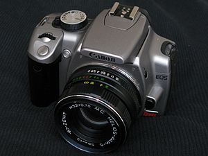 Canon EOS-350D - Wikipedia, la enciclopedia libre