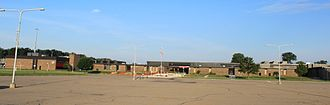Canton, Michigan - Canton High School, within the Plymouth-Canton Educational Park