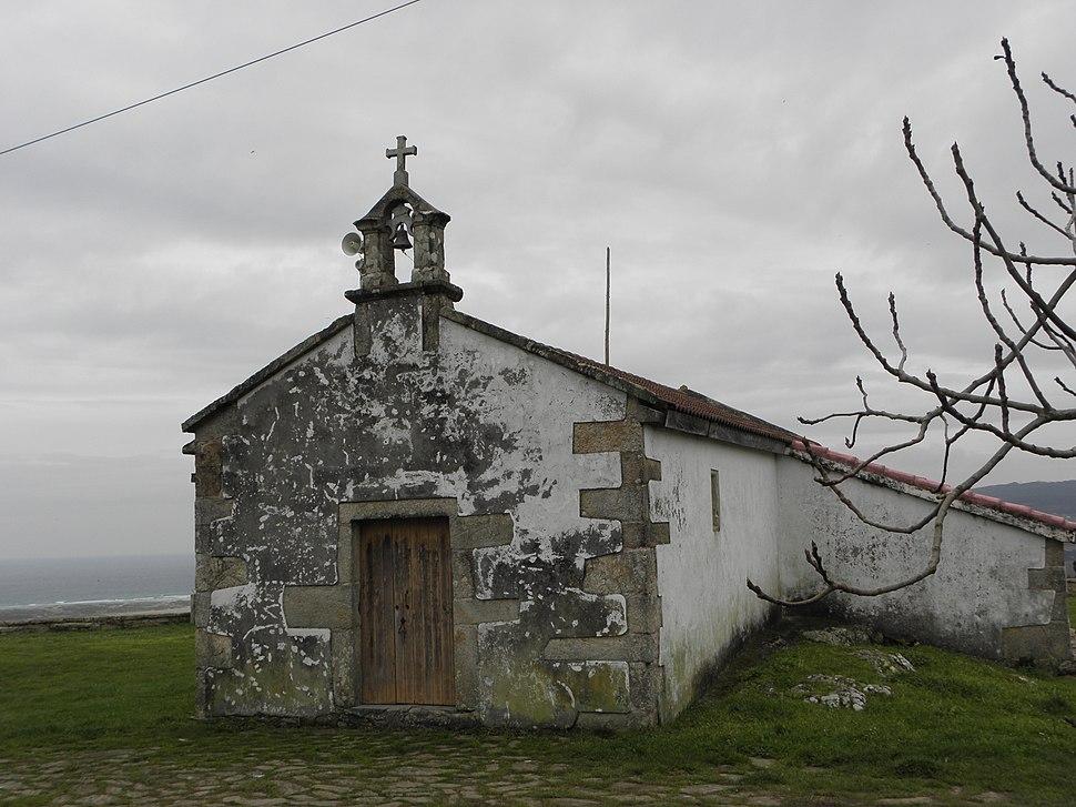 Capela de Santa Irene, Lema, Carballo