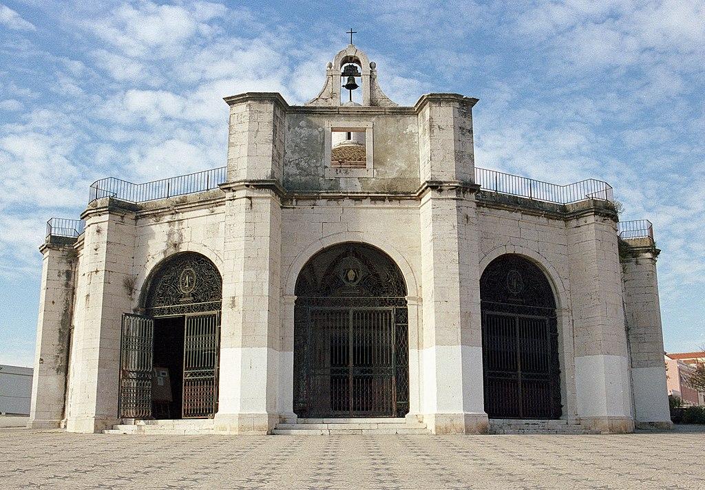 Chapelle de Santo Amaro de Lisbonne - Photo de Richard Fisher