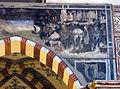 Cappella pellegrini, san giorgio e il drago di pisanello, 1433-38, 03.JPG