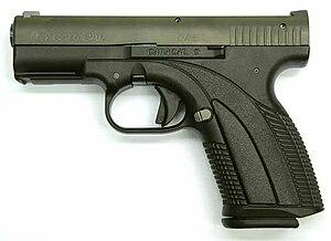 Caracal pistol - Image: Caracal C
