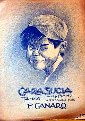 Casimiro Alcorta - Image: Carasucia Canaro