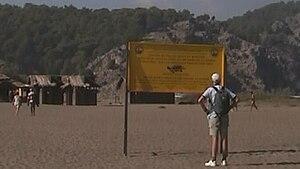 İztuzu Beach - Information at İztuzu Beach