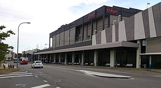 Carindale bus station - Image: Carindale Shopping Centre Bus interchange