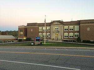 Carmel, New York - Carmel High School