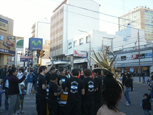Carnaval cerca del edificio la muñeca.JPG