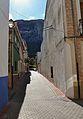 Carrer de Benirrama, la Vall de Gallinera, Marina Alta.JPG