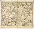 Carte de la Louisiane et du cours de Mississipi (4578753175).jpg