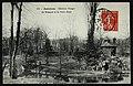 Carte postale - Asnières-sur-Seine - Château Pouget, le Kiosque et la pièce d'eau.jpg