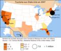 Carte tourisme USA 2007.png