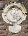 Carving of King Charles II - geograph.org.uk - 1198626.jpg