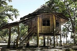 José Rizal Memorial Protected Landscape - Casa Redonda