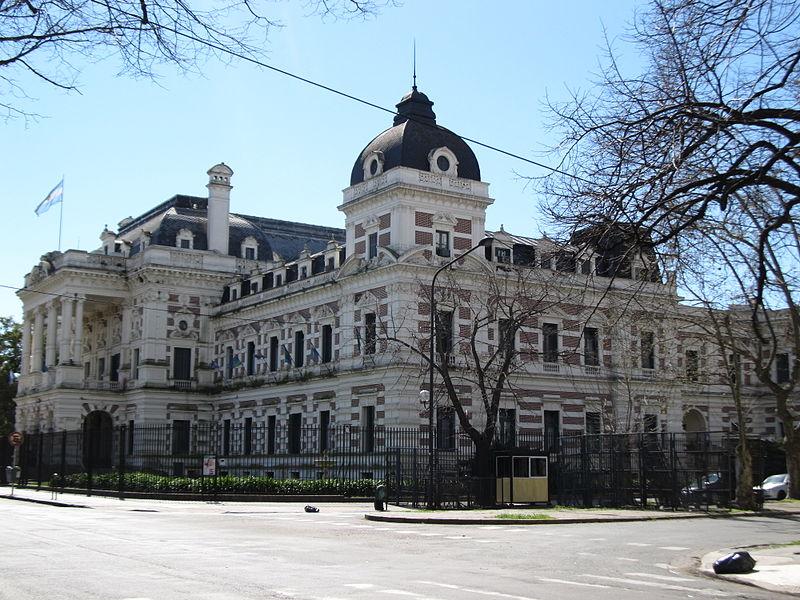 Casa de Gobierno de la Provincia