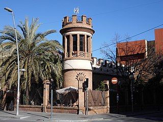building in Barcelona Province, Spain