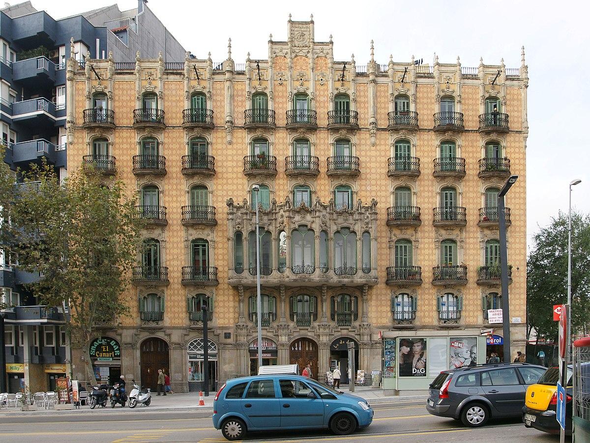 Casas ramos wikipedia la enciclopedia libre - Casa torres barcelona ...