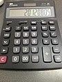 Casio GX-125 20120805.jpg