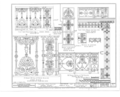 Cast Iron Grilles and Railings, Mobile, Mobile County, AL HABS ALA,49-MOBI,231- (sheet 2 of 2).png