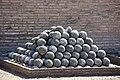 Castel Sant'Angelo Cannonballs (48494780407).jpg