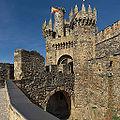 Castillo de los Templarios (Ponferrada). Entrada.jpg