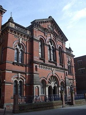 Richard Charles Sutton - Castle Gate Congregational Church