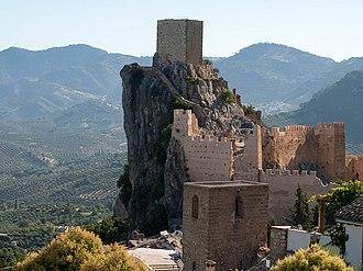 La Iruela - Image: Castle of La Iruela