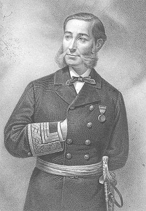 Méndez Núñez, Casto (1824-1869)