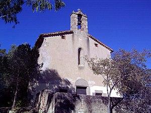 Vilassar de Dalt - Ermitage of Sant Sebastià at Vilassar de Dalt, at the comarca del Maresme