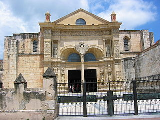 Roman Catholic Archdiocese of Santo Domingo archdiocese