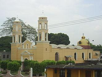 San Juan Bautista Tuxtepec - Former Tuxtepec Cathedral