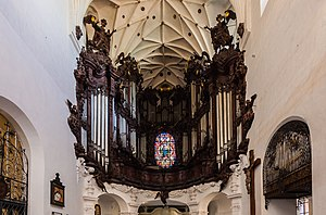 Oliwa Cathedral - Great organ
