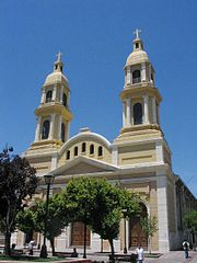Cathedral of Rancagua, Chile