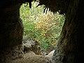 Cave, Crowhurst Nature Reserve, Sandrock Hill, Crowhurst.jpg