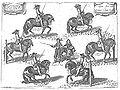 Cavendish - L'Art de dresser les chevaux, 1737-page109.jpg