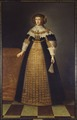 Cecilia Renata (1611-1644), Archduchess of Austria, Queen of Poland - Nationalmuseum - 16086.tif