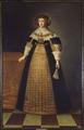 Cecilia Renata (1611-1644), Archduchess of Austria, Queen of Poland - Nationalmuseum - 16086.tif